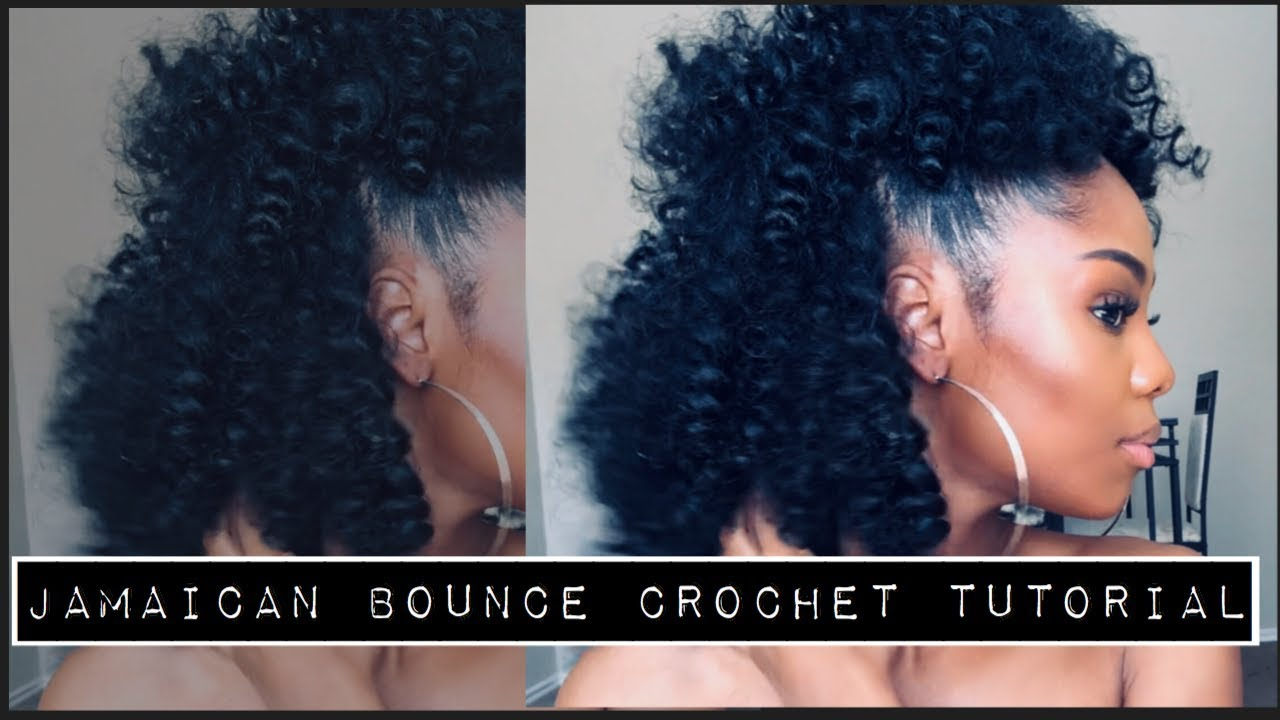 Jamaican Bounce Crochet Quick and Easy Tutorial