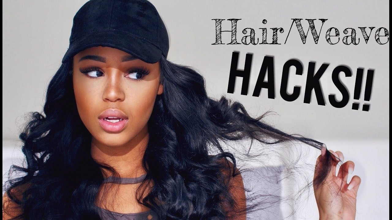 10 Hair HACKS! Fuller Edges