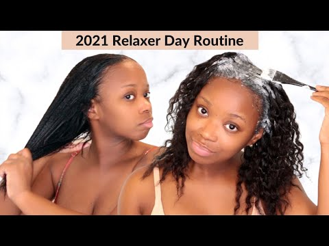 My Relaxer Day Routine – How I Self Relax
