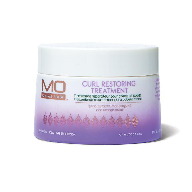 MO KNOWS HAIR CURLS RESTORING TREATMENT